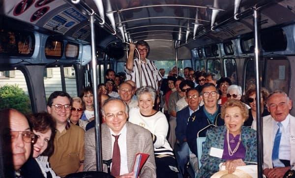 Charleston Historic Sites Bus Tour 1998