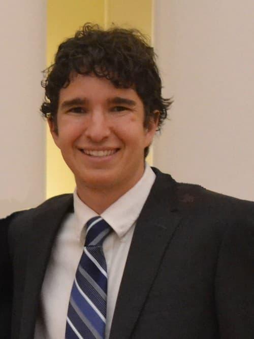 Charleston Research Fellow Brian Neumann